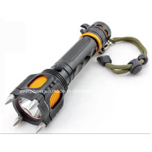 Linterna de aluminio del CREE Xml-T6 18650 LED con 5mode (FH-15D608)