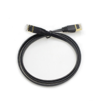 Câble de cordon de raccord plat cat6 blindé de haute qualité