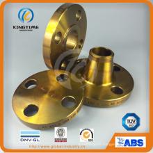 Top vente ASME B16.5 glissement d'acier au carbone sur la bride forgée de bride (KT0230)
