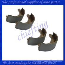 3302-3502090 3302-3502090-441 ABS1802 BR803 VR319 pour sabot de frein à gazelle