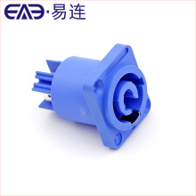 HP-3-MD PLASTIC CHASSIS SCREW BLUE 3 POLE POWER IN LED SCREEN CONNECTOR NAC3MPA-1