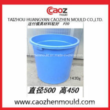 Second Handle Plastic Injection Bucket Molding in Stock