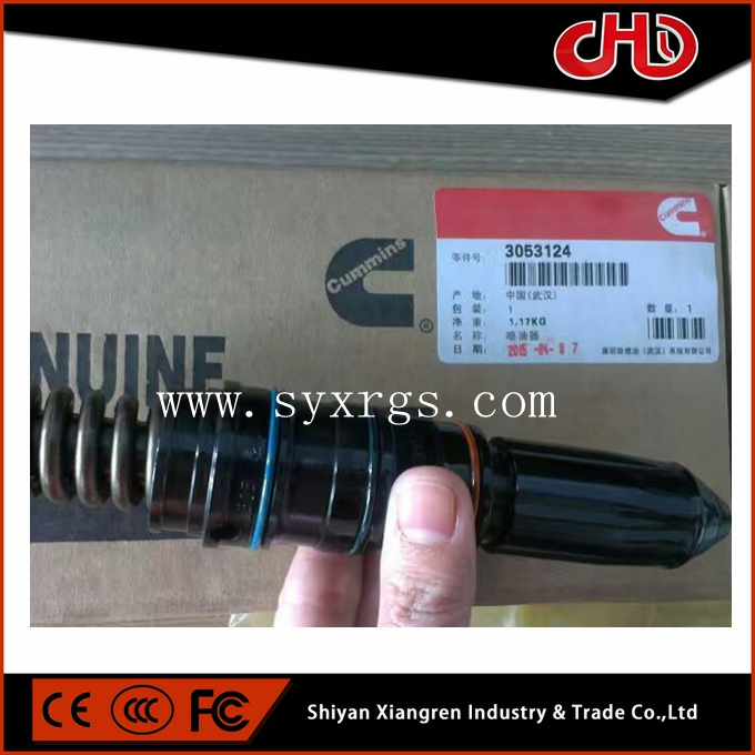 Original CUMMINS Injector 3053124