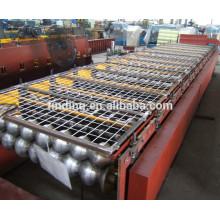Estándar del CE aluminio hoja rodillo anterior