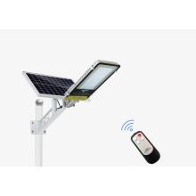 Farola solar con mando a distancia