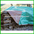 Forest Green Waterproof Poly yard tarp for Temporary Storages, Tents and Ground Sheets