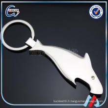 Keychain de requin ou de poisson