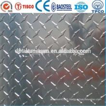 Feuille d'aluminium texturée!