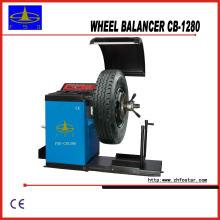 Machine d'équilibrage de pneu de camion