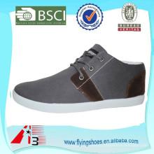 China fábrica OEM mais barato sapatos de lona