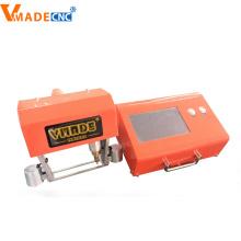 Dot peen máquina de marcaje de repuestos de metal portátil