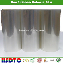 PET Silicone Free Release Film