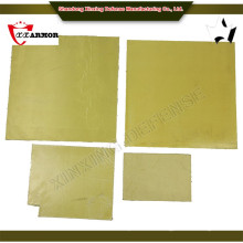 High quality lighter weight square armor plate
