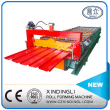 CNC Ibr Roofing Sheet Forming Machine