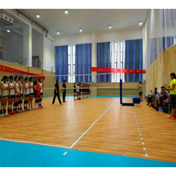 Indoor Volleyball Court Floor