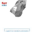 PKD-Bohrer für CNC-gefräste Maschinen