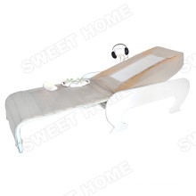 Electric Infrared Heating Folding Table Jade Roller Thermal Massage Bed