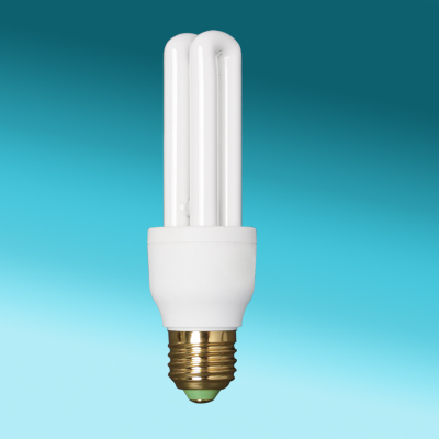 2U 11W spiral energy saving light bulbs