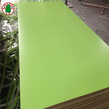 18 ملم Glamy Melamine Mdf Sheet