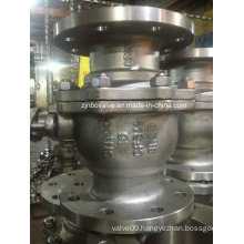 "Floating Type Hard Face CF8m Ball Valve (4"")"
