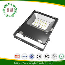 High Quality IP65 30W LED Outdoor Flood Light (QH-FLTG-30W)