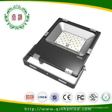 IP67 Latest Design 30W LED Flood Light (QH-FLTG-30W)