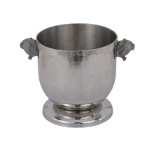 Metall Edelstahl maßgeschneiderte Party Ice Bucket