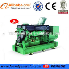 China top factory CCS BV approved 160KW Volvo generator price