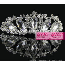 christmas pageant crowns european fashion decorative wedding hair combs