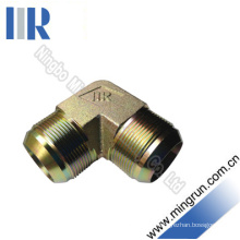 90 Elbow Jic Male Hydraulic Adapter Hydraulic Nippletube Fitting (1J9)
