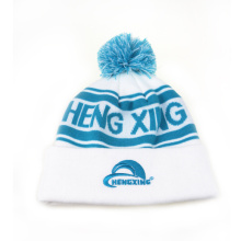 Girls Knitted Winter Hats Strings
