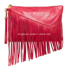 New Arrival Fashion Tassel Detail Clutch Bag (ZXS0003)