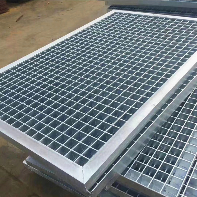 Galvanized Grating Trench Cover