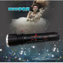 led flashlight with magnet small size high brightness led torch
