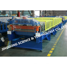 Roof system-Roof Roll Forming Machine