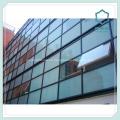 Perfil de aluminio para cortina pared 6000 serie