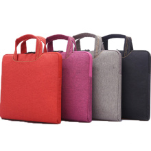2015 года горячие продажи новый дизайн полиэстер ноутбук сумка с Подгонянные логос