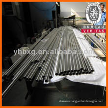 316 Stainless Steel Seamless Tube/Pipe for stainless steel handrail