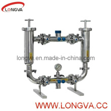 Stainless Steel Sanitary Duplex Filter