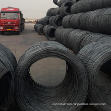 20 gauge black annealed iron wire and soft black binding wire hot sale