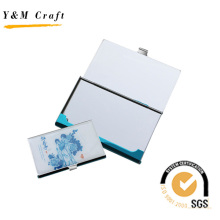 Großhandel hohe Qualität Metall Business Name Karteninhaber (M05022)