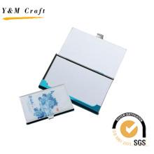 En gros de haute qualité en métal porte-nom de l'entreprise (M05022)