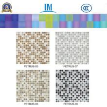 Colorido / Piscina / TV Parede / Mosaico de vidro