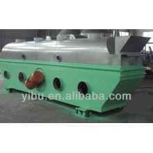 GZQ Series Rectilimear Máquina de secado fluidizado vibrante para la industria farmacéutica