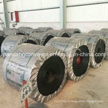 Outdoor Cold Resistant Conveyor Belt / Fabric Conveyor Belt/Rubber Conveyor Belt