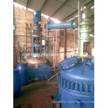 Fj High Efficent Factory Precio Farmacéutico Síntesis Hidrotermal Agitated Hydrothermal Reactor