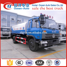 4 * 2 Dongfeng Diesel Motor Wasser Tanker Truck