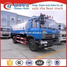 4 * 2 Camión cisterna de agua del motor diesel de Dongfeng