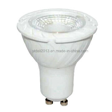 5W GU10/E27/E14/220V AC/430lm/38 Degree/Made of Plastic + Aluminum Body LED Spotlight Bulbs