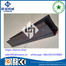 Hanging slotted upright / strut slotted channel hot dip